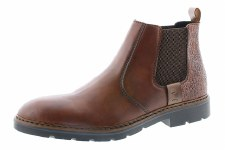 Rieker 'F3553' Mens Boots (Brown)