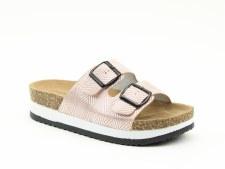 Heavenly Feet 'Kendra' Ladies Sandals (Pink)