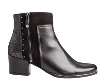 Regarde Le Ciel 'Isabel' Ladies Ankle Boots (Black)