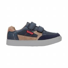 Jhayber 'Chinala' Boys Shoes (Navy/Grey)