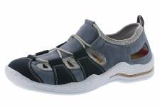Rieker 'L2561' Ladies Shoes (Navy)