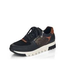 Rieker 'L2917' Ladies Shoes (Black)