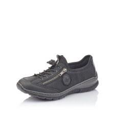 Rieker 'L3263' Ladies Shoes (Black)