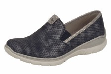 Rieker 'L3272' Ladies Loafers (Grey)