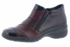 Rieker 'L4373' Ladies Ankle Boots (Bordo)