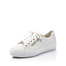 Rieker 'L59L1' Ladies Shoes (White)