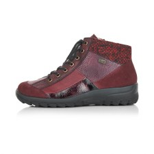 Rieker 'L7143' Ladies Ankle Boots (Bordo)
