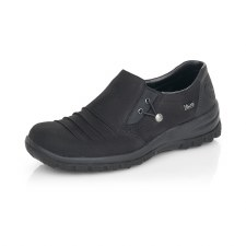 Rieker 'L7154' Ladies Shoes (Black)