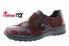 Rieker 'L7164' Ladies Shoes (Black)