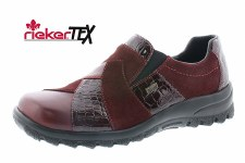 Rieker 'L7164' Ladies Shoes (Bordo)