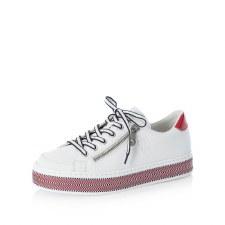 Rieker 'L89C1' Ladies Shoes (White)