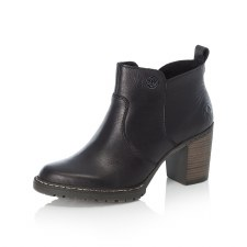 Rieker 'L9283' Ladies Ankle Boots (Black)