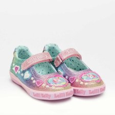 Lelli Kelly '7072' Girls Shoes (Multi Unicorn)