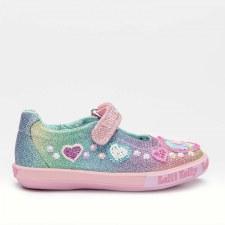 Lelli Kelly '7072' Girls Shoes (Multi Unicorn)