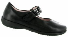 Lelli Kelly 'Dolly Rosie' School Shoe (Black)