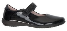 Lelli Kelly 'Dolly Classic' School Shoe (Black)