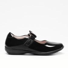 Lelli Kelly '8800' Girls Shoes (Black Patent)