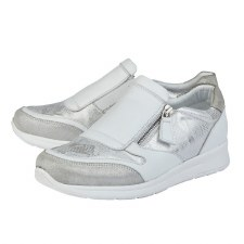 Lotus 'Alicante' Ladies Shoes (White)