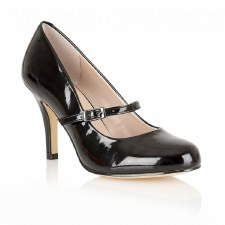 Lotus 'Serenoa' Ladies Heels (Black)