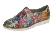 Rieker 'M1356' Ladies Comfort Shoes (Multi)