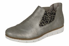Rieker 'M1390' Ladies Shoes (Granite)