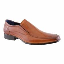 Morgan & Co '818' Mens Shoes (Tan)
