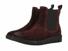 Gioseppo 'Muros' Girls Boots (Burgundy)