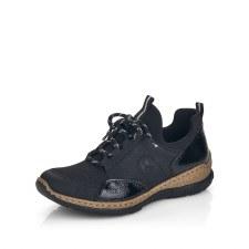 Rieker 'N3253' Ladies Shoes (Black)
