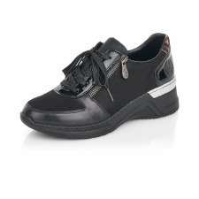 Rieker 'N4311' Ladies Shoes (Black)
