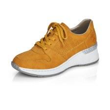 Rieker 'N4317' Ladies Shoes (Mustard)