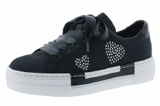Rieker 'N4908' Ladies Shoes (Navy)