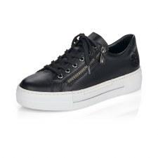 Rieker 'N4921' Ladies Shoes (Black)