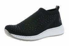 Rieker 'N5532' Ladies Shoes (Black)