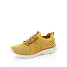 Rieker 'N9474' Ladies Shoes (Yellow)