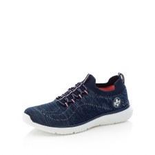 Rieker 'N9474' Ladies Shoes (Navy)