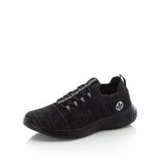 Rieker 'N9474' Ladies Shoes (Charcoal)