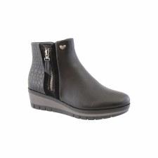 Susst 'Naomi' Ladies Ankle Boots (Black)
