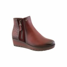 Susst 'Naomi' Ladies Ankle Boots (Mulberry)