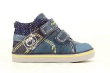 Pablosky '964530' Boys Boots (Petrol Blue)