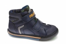 Pablosky '964720' Boys Boots (Navy)