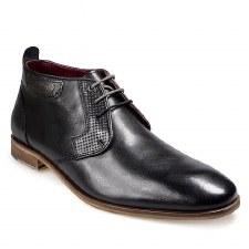 POD 'Fresno' Mens Boots (Black)