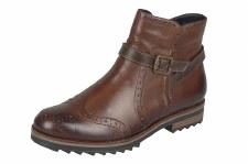 Remonte 'R2278' Ladies Ankle Boots (Chestnut)