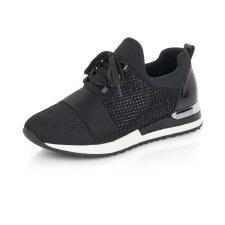 Remonte 'R2500' Ladies Shoes (Black)