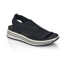 Remonte 'R2955' Ladies Sandals (Black)