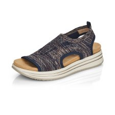 Remonte 'R2955' Ladies Sandals (Navy Multi)