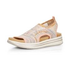 Remonte 'R2955' Ladies Sandals (Beige)