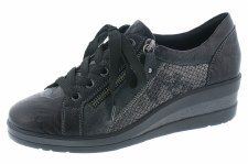 Remonte by Rieker 'R7206' Wedge Shoes (Black)