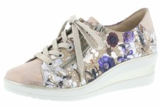 Remonte by Rieker 'R7211' Ladies Shoes (Rose Gold/Nude)