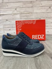 Redz '6G20602' Ladies Shoes (Navy)