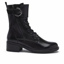 Regarde Le Ciel 'Emily' Ladies Ankle Boots (Black)